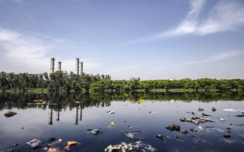 contaminacion agua industria