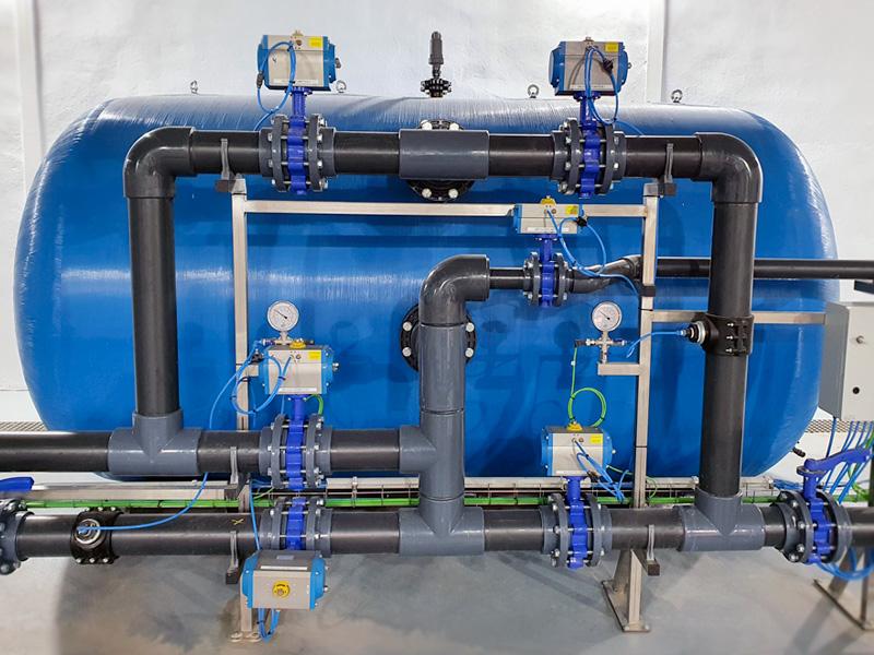 equipos filtracion agua
