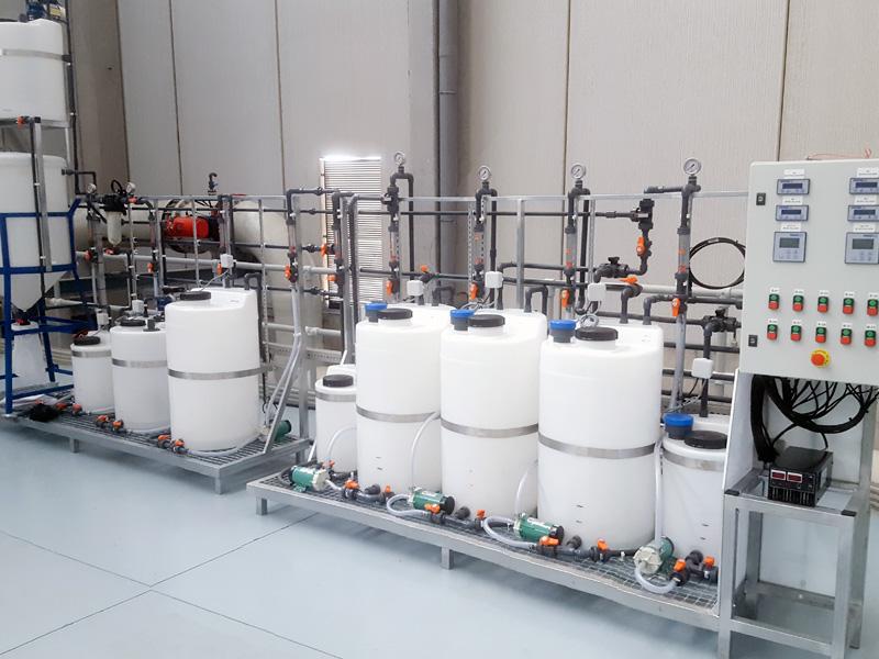 tratamiento aguas industriales