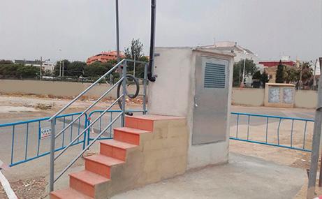 aplicaciones inteligentes suministro control agua
