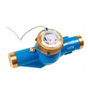contador emisor caudal agua