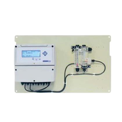 panel analizador ph rx cloro kontrol prc800