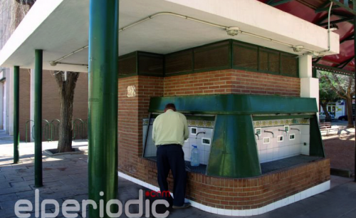 Almusafes tratamiento aguas fuentes publicas